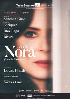La vuelta de Nora (casa de muñecas 2)