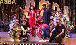 ABBA emociona en el Teatro La Latina con su Live TV