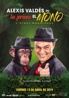 Alexis Valdés – Tu primo el mono