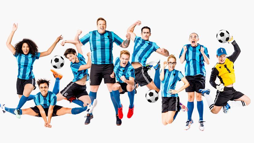 Concurso 'Los Futbolísimos, el musical'