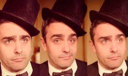 'Tres sombreros de copa' decoran el Teatro Karpas