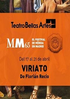 Festival de Mérida en Madrid – Viriato
