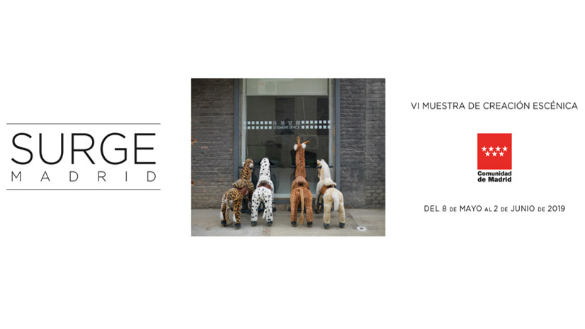 El teatro alternativo calienta motores, ya está aquí Surge Madrid 2019