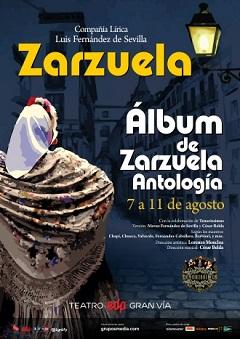 Álbum de Zarzuela