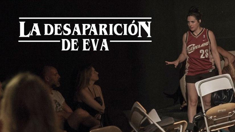 Concurso 'La desaparición de Eva'
