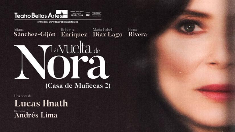 Concurso 'La vuelta de Nora (Casa de muñecas 2)'