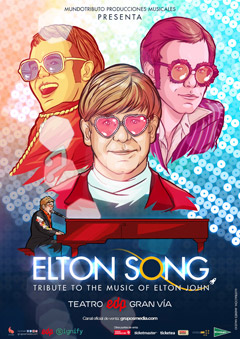 Elton Song – Elton John Tribute