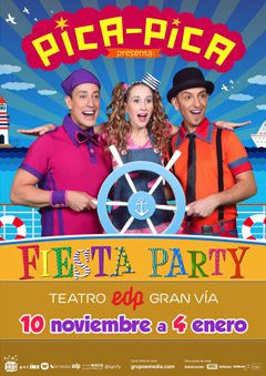 Pica Pica – Fiesta Party