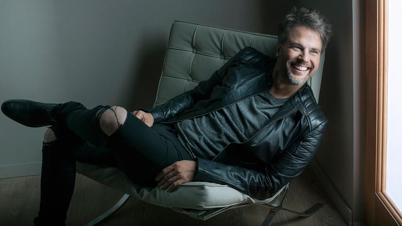 """Entrevista a Gerónimo Rauch: """"soy mi propio enemigo a la hora de elegir canciones, me gusta exigirme"""""""