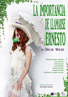 'La importancia de llamarse Ernesto', ojalá Wilde pudiese ver esto