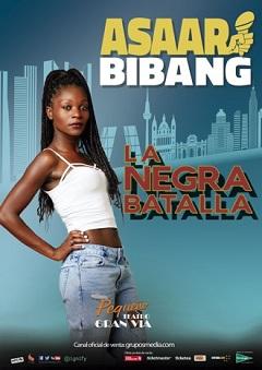 La negra batalla de Asaari Bibang