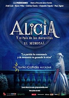 Alicia y el país de las maravillas. El musical