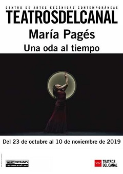 María Pagés – Una Oda al tiempo