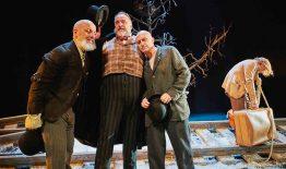'Esperando a Godot', más realista que absurda