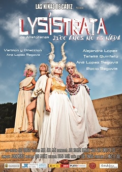 Lysístrata – Las Niñas de Cádiz