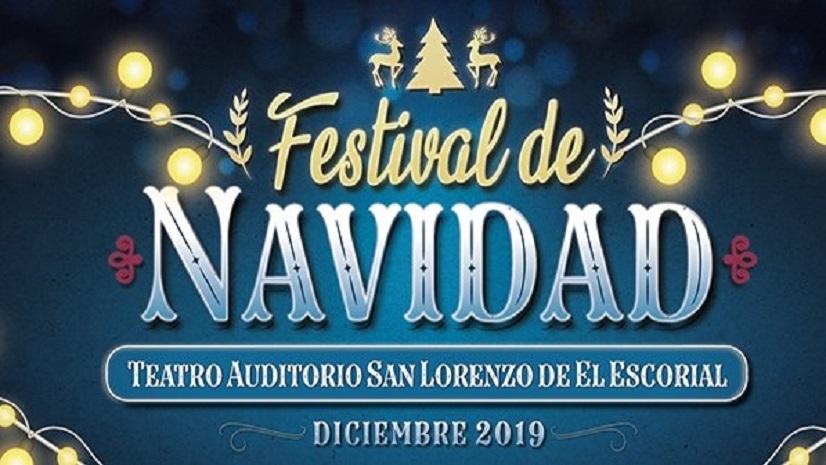 Festival de Navidad en el Teatro Auditorio de San Lorenzo de El Escorial
