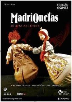 Madrionetas – El arte del Títere