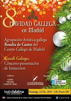 Navidad gallega en Madrid