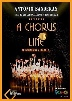 A chorus line, el musical