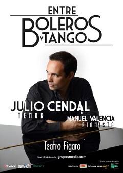 Julio Cendal – Entre boleros y tangos