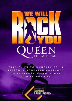 We will rock you, el musical
